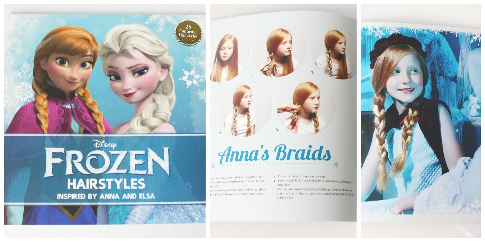 La Reine des Neiges - Page 3 Frozen%2Bhairstyles%2Bbook%2Breview