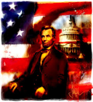 KARMA - Payback is a Bitch - Yours is coming Abraham-lincoln