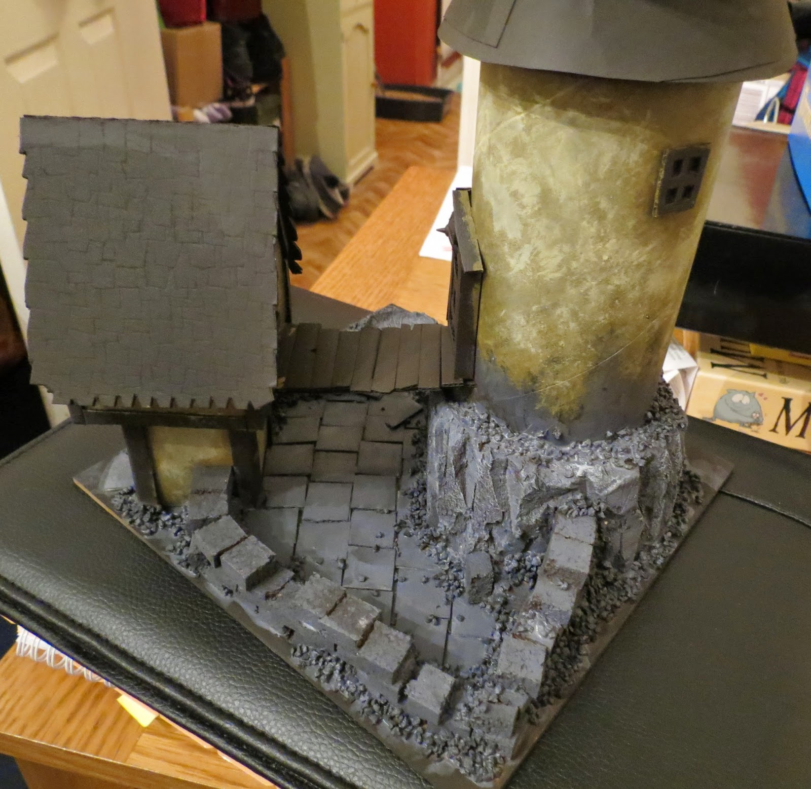 Wizard's Tower WIP IMG_0750