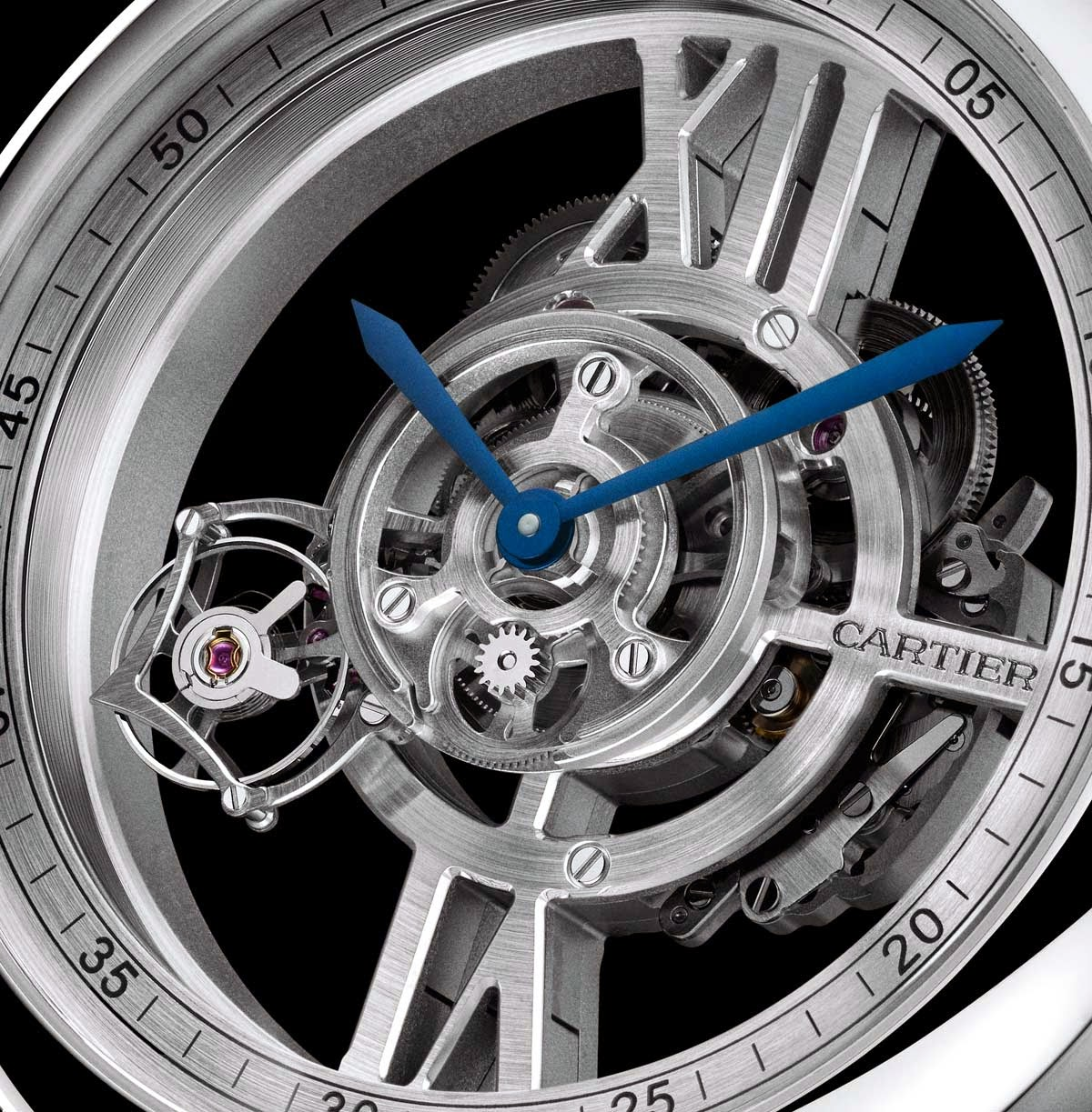Cartier Rotonde Astrotourbillon Skeleton  Cartier-Astrotourbillon-3