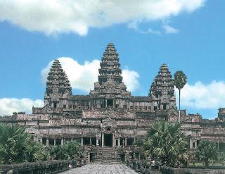 Los templos mas impresionantes de la historia que aún podemos visitar Angkor-Wat