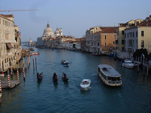 رحلة إلى مدينة القوارب البندقية '' فينيسيا  2168648627_c8882ab3d5