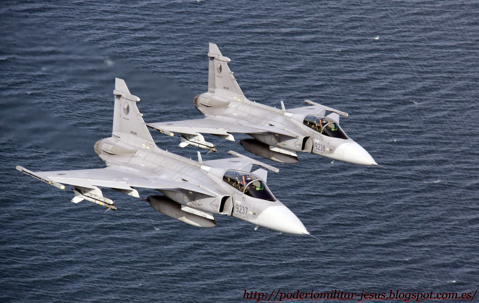 Programa FX-2 de la FAB noticias, comentarios, fotos, videos - Página 4 Saab-gripen1