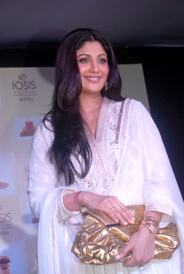 Shilpa Shetty at Lucknow branch of IOSIS spa Launch 56015584