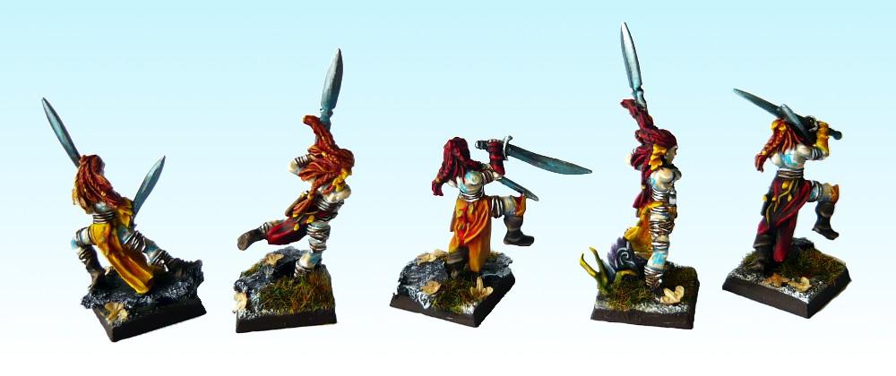 Skavenblight's Wood Elves - Page 2 Wardancers_06