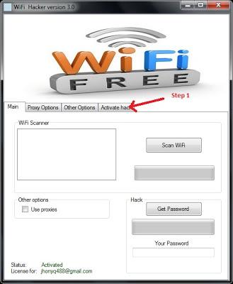 تحميل wireless hack 2015 لاختراق شبكة الوايرلس والحصول على الباسورد Wifihackerstep1