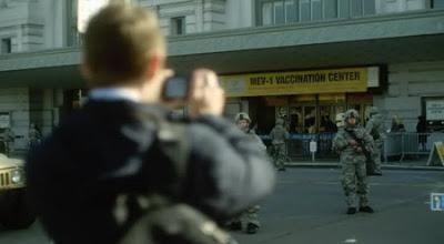 Décodage du film « Contagion » Contagion13