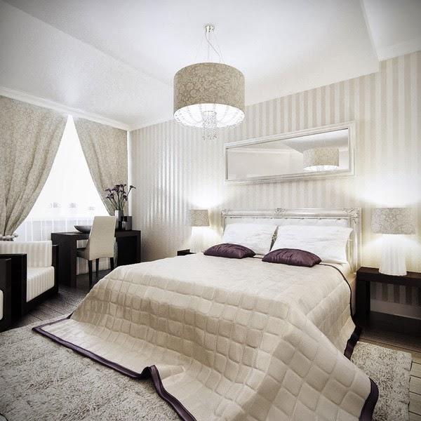 صور تصاميم ديكورات غرف نوم مودرن رائعة 2014 Bedroom Decoration  6-sweet-bedroom-1