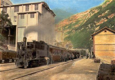 Una estació pel tren d'Olesa Treno_estacio
