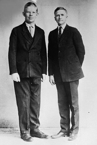 ¿Cuánto mide Robert Wadlow? - Altura - Real height 5