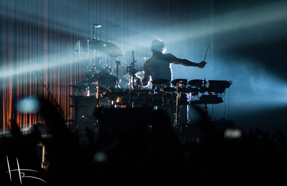 Live Report : Thirty Seconds To Mars + Twin Atlantic @ Le Zénith, Paris - 18/02/14 Sha