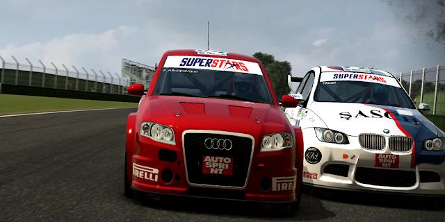 Novo mod Super cars V8 Audi-bmw-rFactor-2