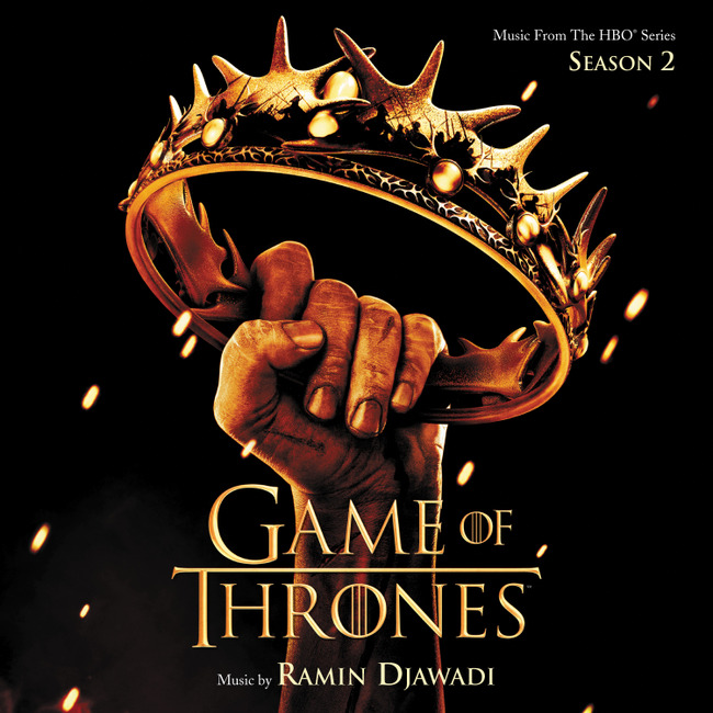 Soundtrack (Season 2) Gameofthronesseason2soundtrack