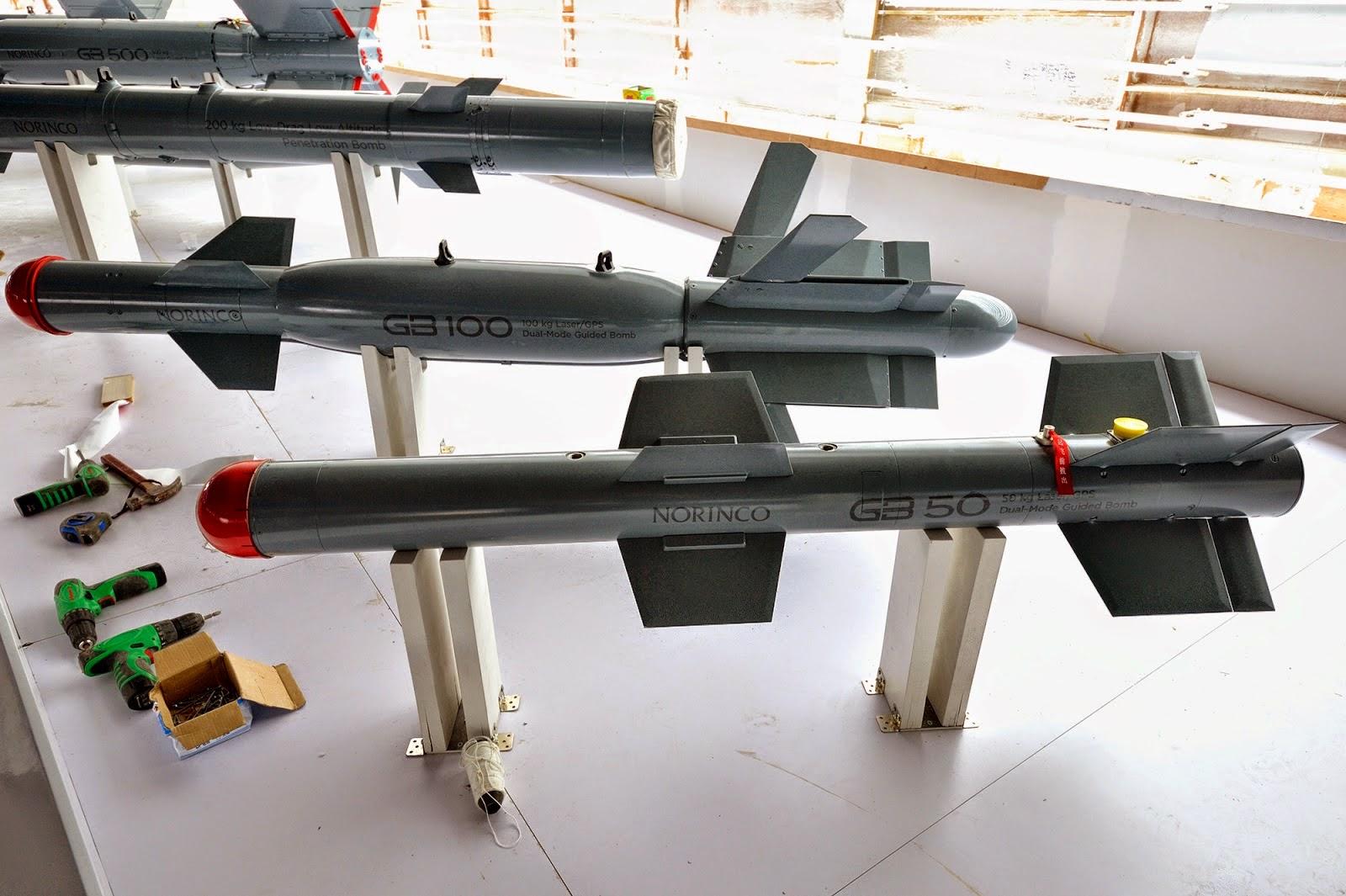 Zhuhai 2014 (11 au 16 Novembre) -  Airshow China 2014      Norinco%2BAir-Launched%2BWeapons%2Bat%2Bdisplay%2Bin%2BZhuhai%2B%2BNorinco%2BGB%2B50%2B100%2B200%2BLaser%2BGPS%2Bguided%2Bbombs%2B1