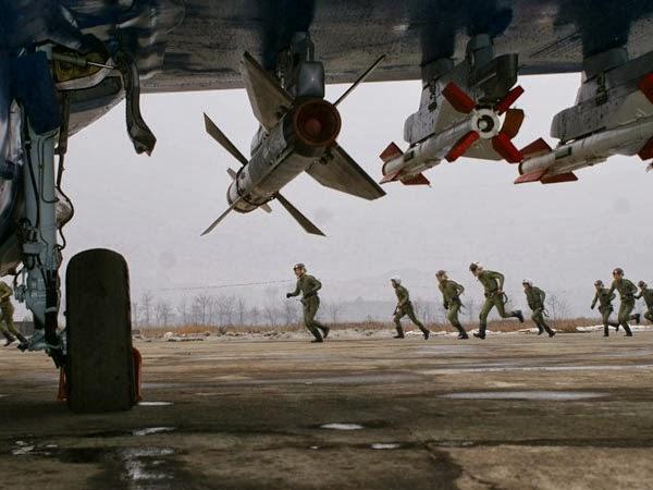 قصه ال MIG-29 في كوريا الشماليه  Arm