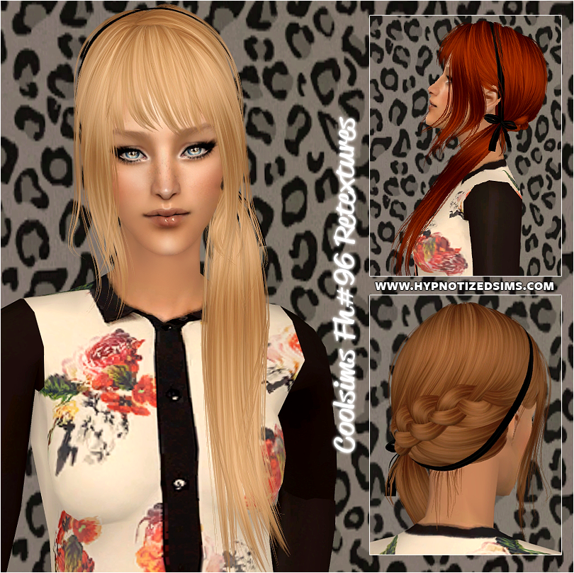 Прически для The Sims 2 .Женские 96