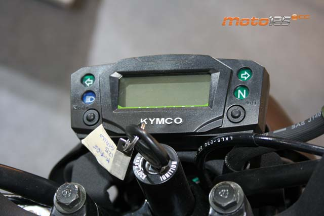 Kymco K-Pipe 125 Naked  Smpipeac