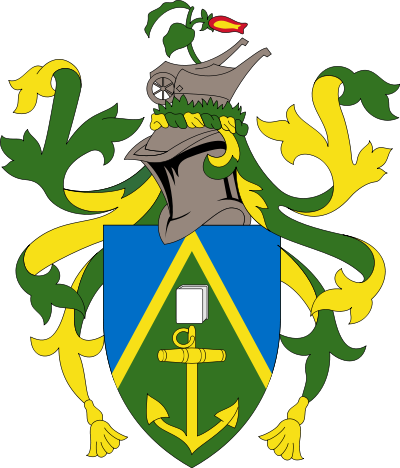 Ancre d'or, livre d'argent  Coat_of_Arms_of_the_Pitcairn_Islands