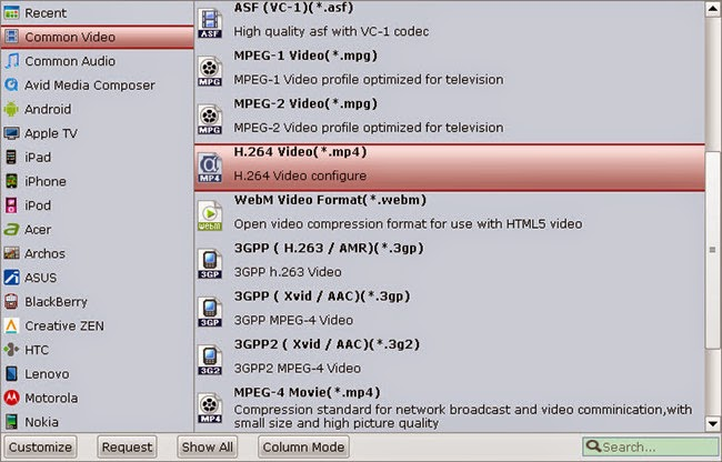 How to put iTunes files to Windows Media Player? Roku-3-supported-video-format