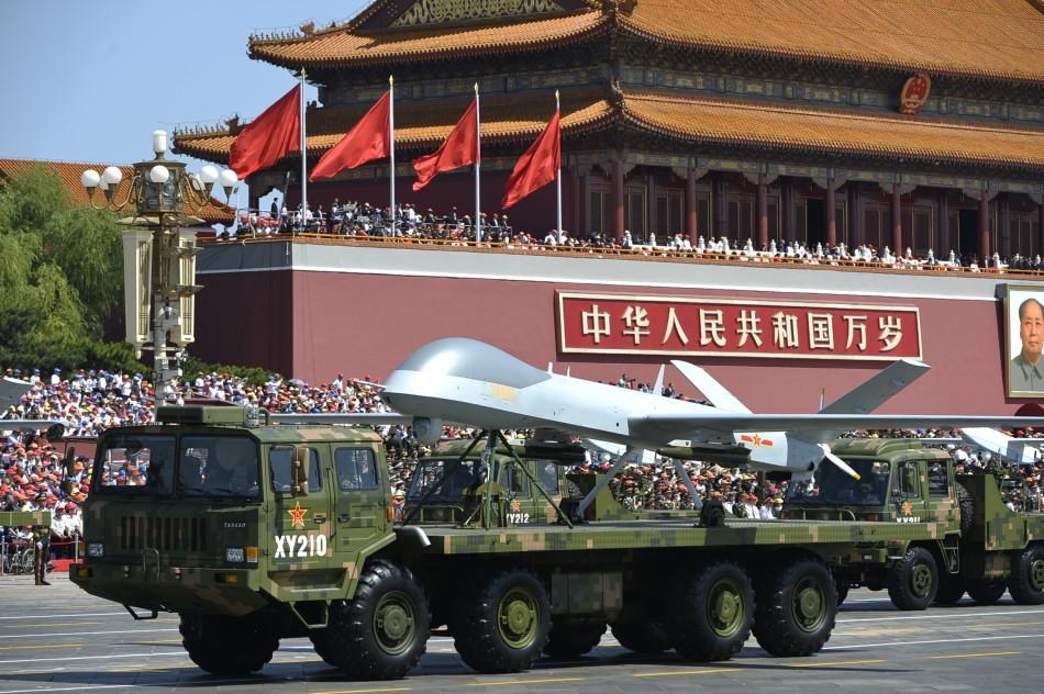 R. P. China - Página 41 Chinese%2Bunmanned%2Breconnaissance%2Battack%2Baircraft%2Bin%2BTiananmen%2BSquare%2B6