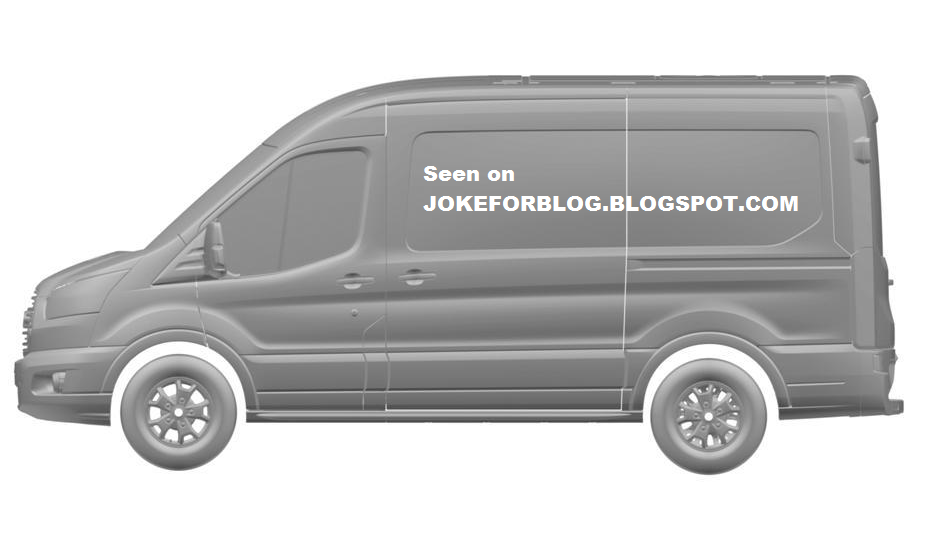 2013 - [Ford] Transit (Connect & MaxiVan) Prof23