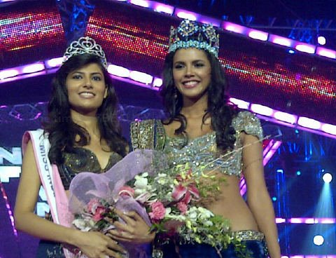 Official Thread of MISS WORLD 2011 - Ivian Sarcos - Venezuela - Page 4 Missindia