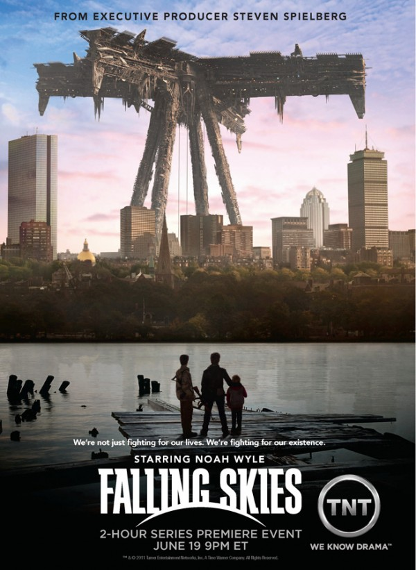 Falling Skies - Robert Rodat (2011) Falling-skies