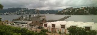Buques de la Armada de México apoyando zonas de desastres - BOLE2