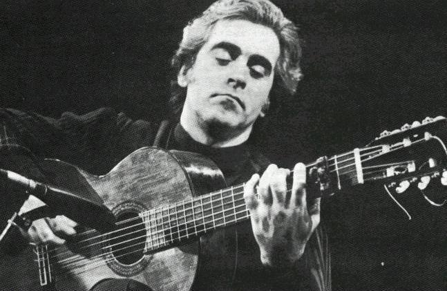 Le flamenco et la guitare Manolo_sanlucar