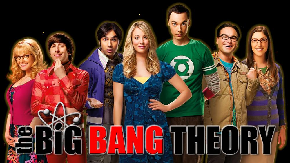 ~The Big Bang Theory~ The-big-bang-theory