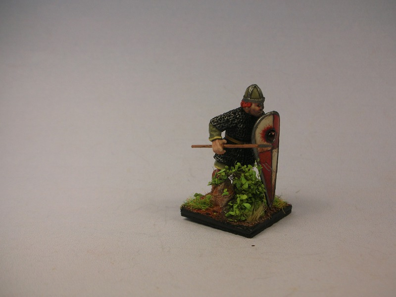 28mm Crusader spearmen for HC Crusader3HP