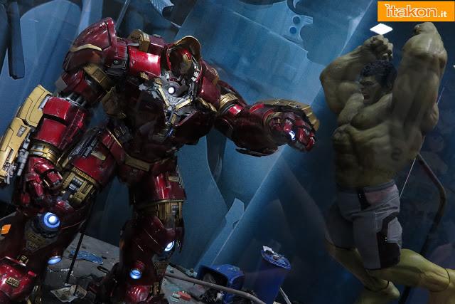 [Hot Toys] Avengers: Age of Ultron - Hulkbuster - Página 14 Hot-toys-sdcc-2015-163