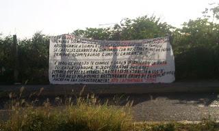 Los zetas dejan varias Narcomantas en Veracruz Maannnta%255B1%255D