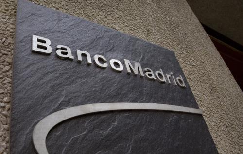 Entire board of Spanish bank resigns amid money laundering probe  Banco-madrid