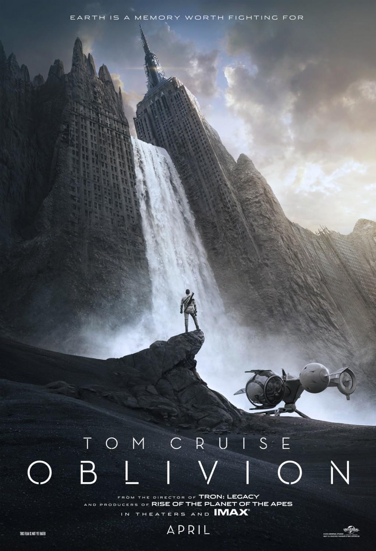 Oblivion Oblivion-poster