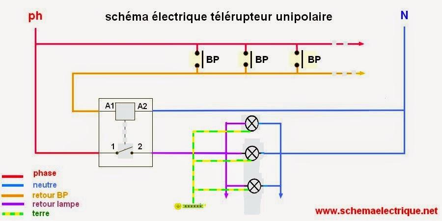 Schéma electrique télérupteur Schema%2Belectrique%2Btelerupteur%2Bunipolaire