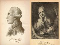 Unidad espiritual entre Willermoz y Saint-Martin Retratos