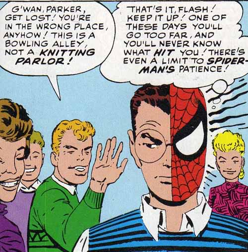 [DC - Salvat] La Colección de Novelas Gráficas de DC Comics  - Página 6 Spiderman5ditko539