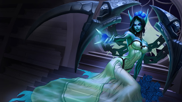LoL: The Morgana skin mysteries solved (maybe) Lallorona_article
