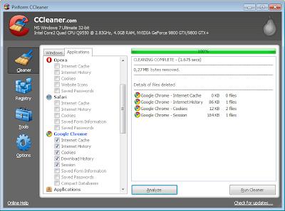 تنزيل برنامج CCleaner 5.00.5035 Beta افضل برنامج تنظيف كمبيوتر Screenshot2