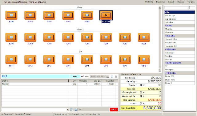 Phần mềm quản lý bán hàng KMNew