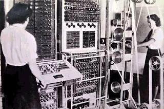 Colossus, la maquina que descifró Enigma Colossus1949