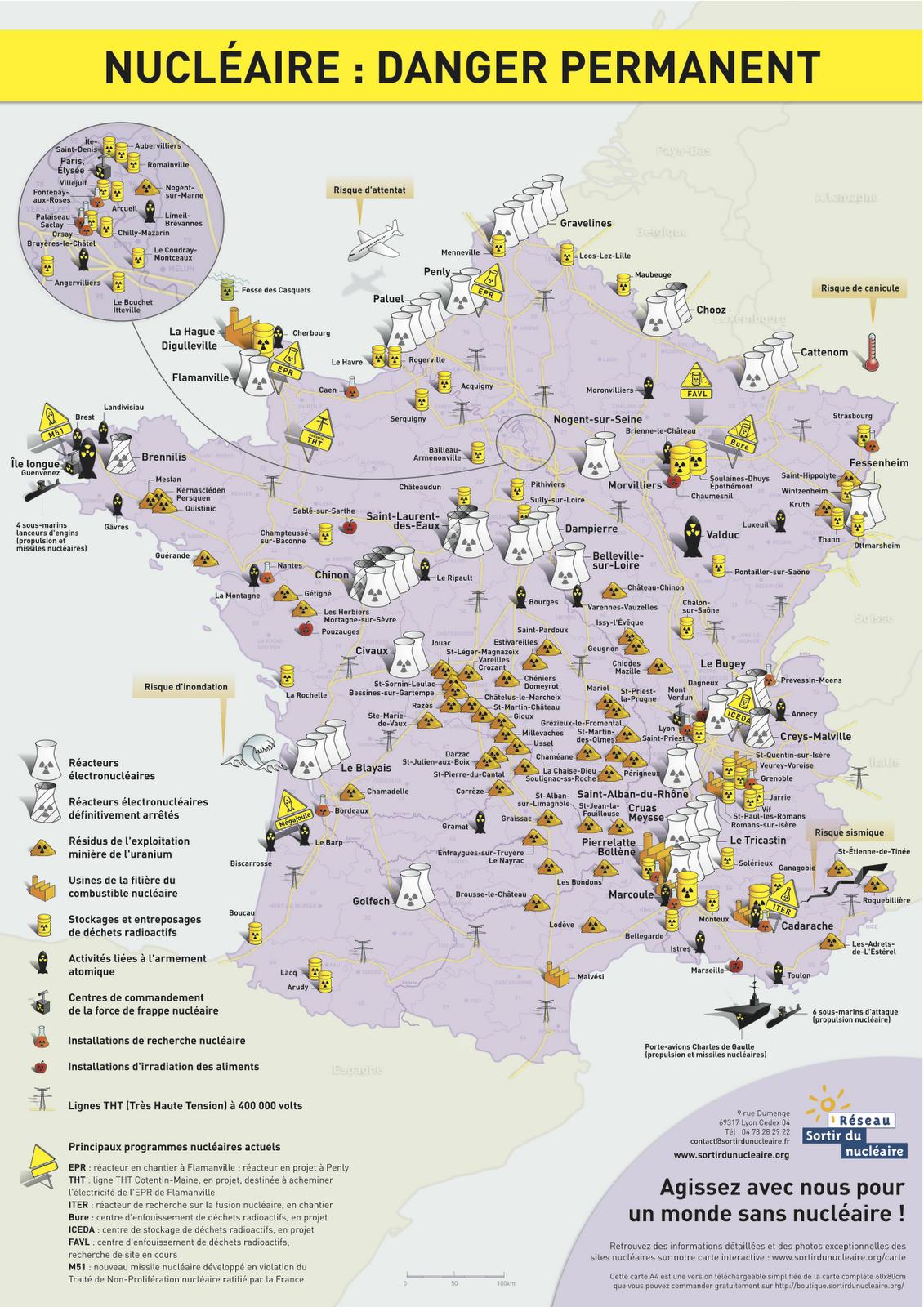 Les risques industriels majeurs en France