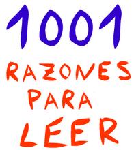 Indocente ¡feliz mensaje nº 1001! 1001razones_blog