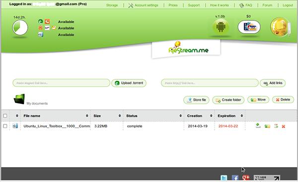 Les meilleurs sites de convertion de les liens torrent en des liens à téléchargements direct( avec IDM) Filestream.me-Coupon-Codes