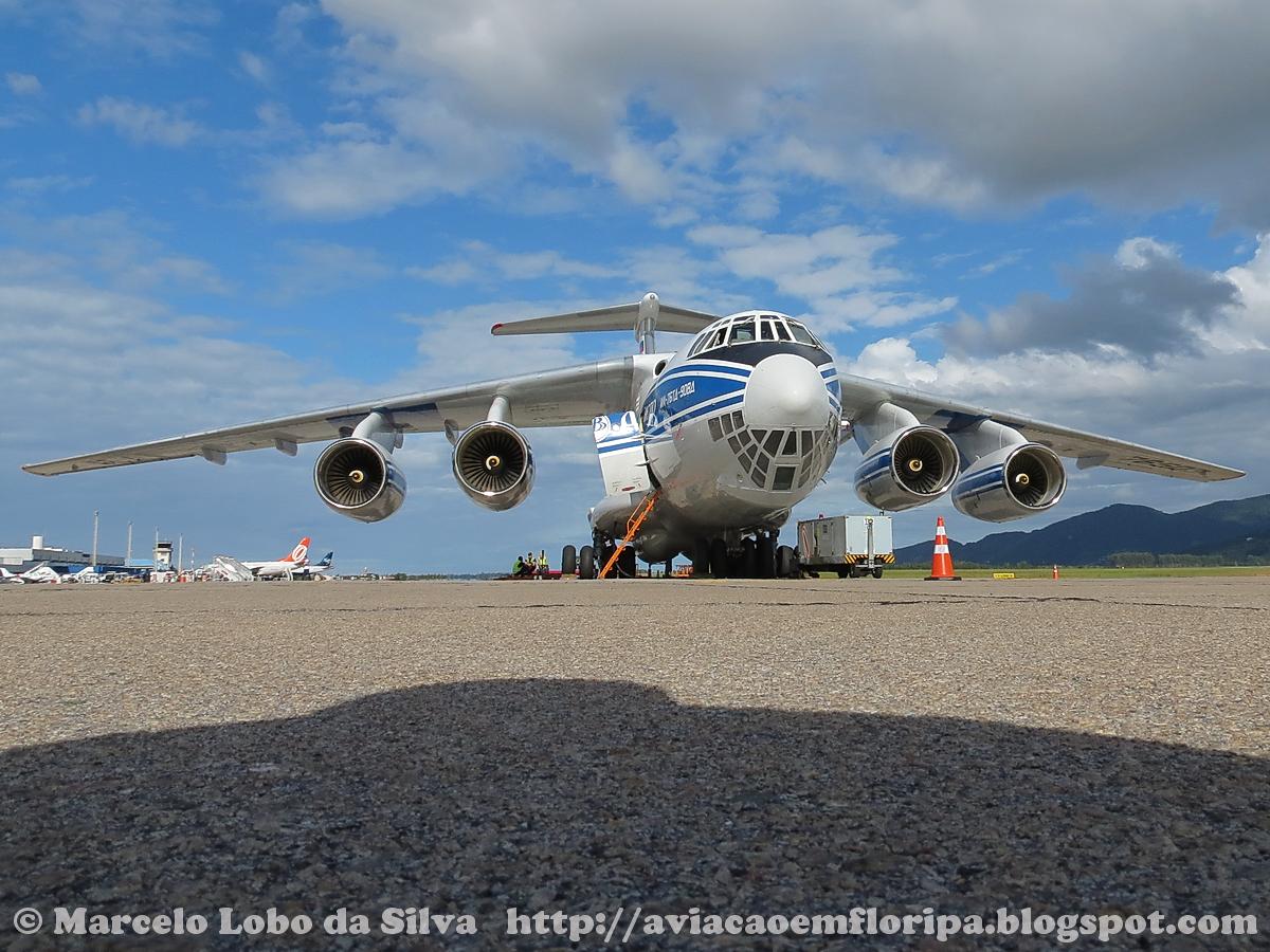 Un icono de la aviación rusa en Florianópolis IMG_6053