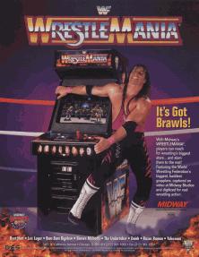 WWF WrestleMania: The Arcade Game WWF%2BWrestleMania%2B-%2BThe%2BArcade%2BGame