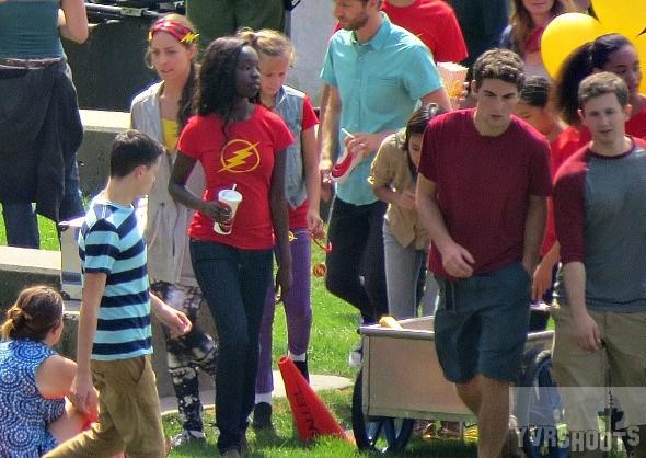 [TV] The Flash - Jay Garrick escolhido! - Página 19 39375