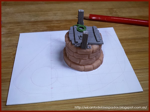 New and Old scenery. - Page 10 Warhammer-Water-Well-Pozo-Mordheim-1650-Fantasy-Scenery-Modelling-How-Scultp-01