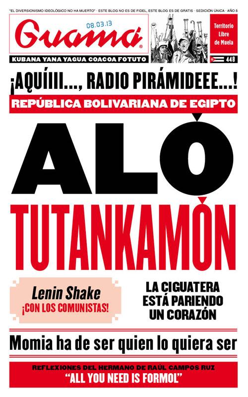 Chavez verra' imbalsamato ed esposto in una teca come Lenin e Mao Guama-448